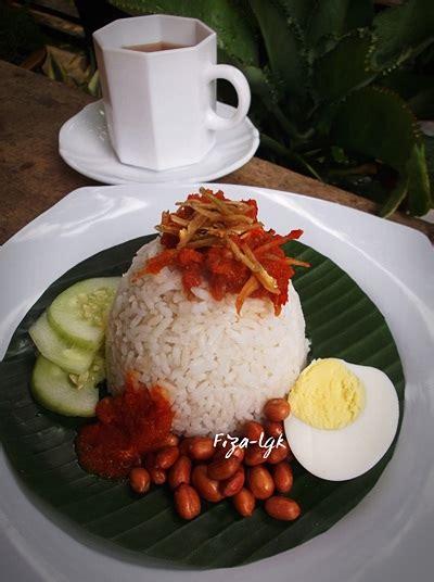 nasi lemak fizas cooking