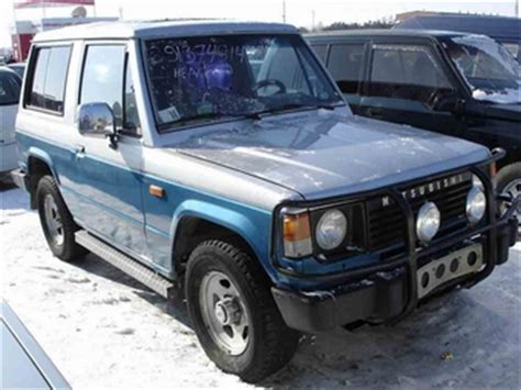how to work on cars 1986 mitsubishi pajero security system 1986 mitsubishi pajero photos informations articles bestcarmag com