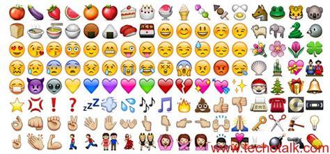 Emoji Copy And Paste Emoji Exles