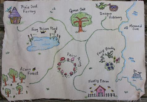 how to draw a map and pixies make your own pirate map
