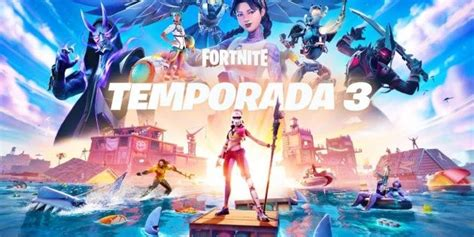 epic games presenta el trailer oficial de la temporada