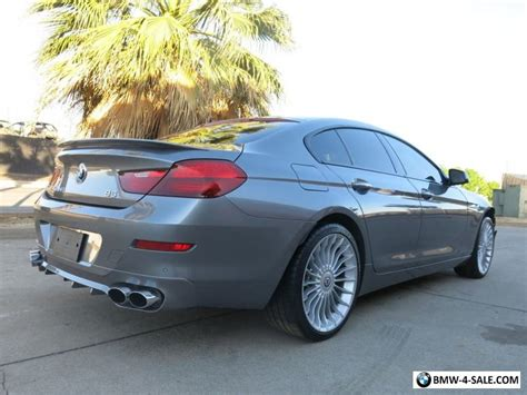 2015 bmw 6 series alpina b6 for sale in united states