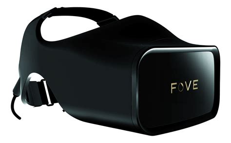 Headset Vr on fove s eye tracking vr headset was the next best at ces road to vr