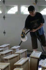 Liquid Sandpaper Kitchen Cabinets Wish I New About This Earlier How To Paint Cabinets Or Furniture Using Liquid Sandpaper