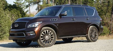 infiniti car qx80 2017 infiniti qx80 review a good suv but a better one is
