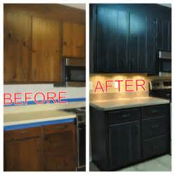 Redoing Old Kitchen Cabinets by Kichen Cabinet Remodel In Our Spare Time