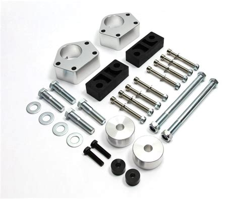 86 95 toyota ifs 3 quot front leveling lift kit diff