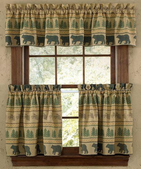 cabin window curtains rustic cabin bath