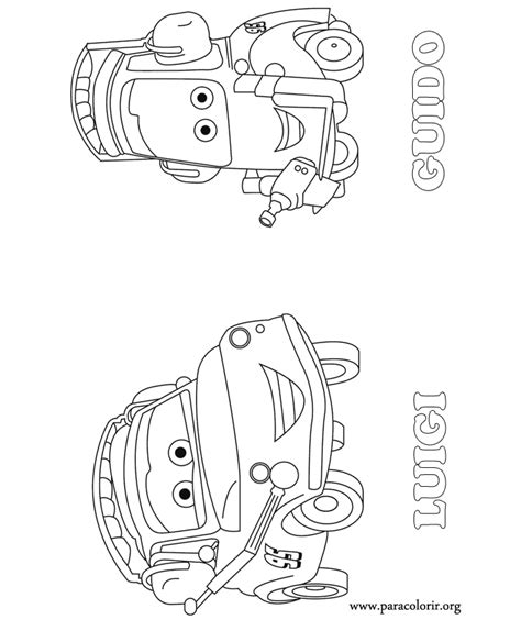 cars guido coloring pages cars movie coloring pages coloring home