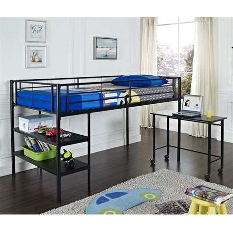 Bed Frame With Desk Underneath 1000 Ideas About Bed With Desk Underneath On Bunk Bed With Desk Lofted Beds And