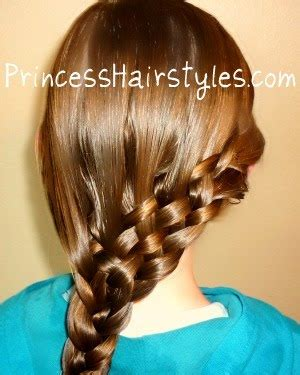 updos using basket weave technique adorable toddler hairstyles
