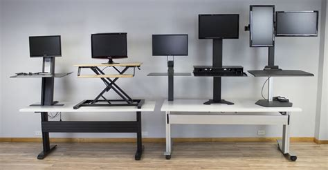 best standing desk converter top 5 standing desk converters for