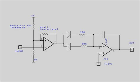 resistor divider op op how to design a switch for my integrator electrical engineering stack exchange
