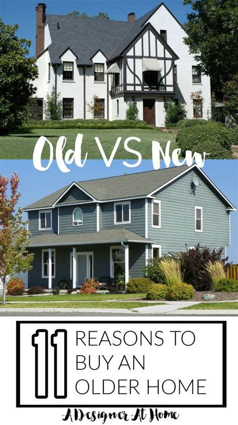 how old should you be to buy a house 11 reasons to buy an older home a designer at home