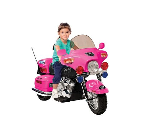 Motorrad Kleinkind by Girls Motorcycle Ride On Toy 12v Battery Powered Electric