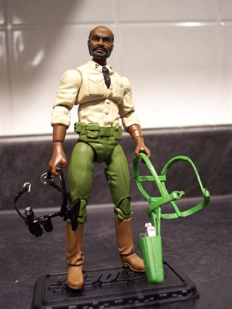 1993 Vintage Gi Joe Battle Corps Colonel Courage Figure G I Joe Modern Era Colonel Courage Custom By Snake