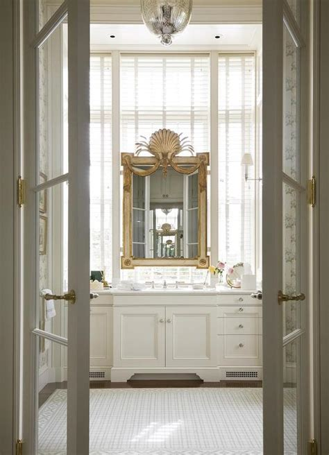 small french doors for bathroom french doors to master bathroom transitional bathroom