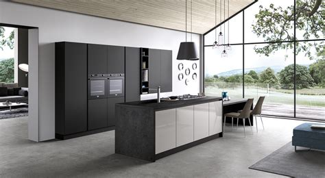 cucine ad angolo con isola cucine moderne a treviso cucine con isola penisola e ad