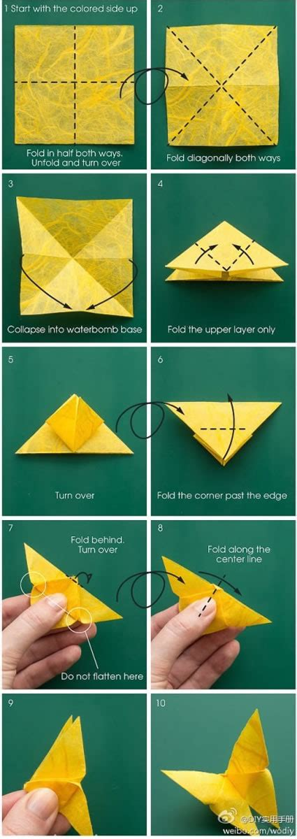 imagenes de mariposas hechas de papel origami mariposas de papel gu 237 a de manualidades