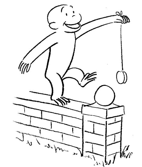 curious george coloring pages coloring pages to print