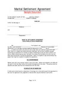 Divorce Opinion Letter Ontario Best Photos Of Virginia Separation Agreement Form Free
