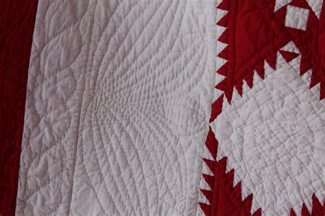 Cotton Batting For Quilting by Vintage Cotton Quilt With Cotton Batting Collectors Weekly