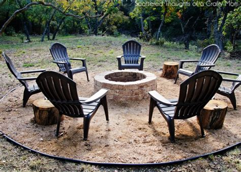 how to make an outdoor firepit 39 diy backyard pit ideas you can build