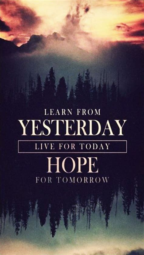 tap image   iphone quote wallpapers hope