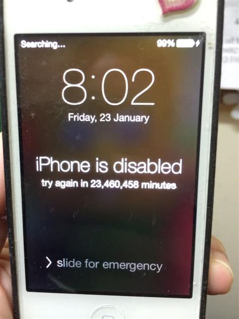 fix  disabled iphone  ipod lowyatnet
