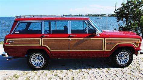 1988 jeep wagoneer 1988 jeep grand wagoneer t113 1 louisville 2016
