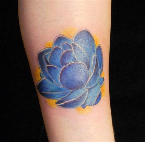 lucky draw tattoo arm flower by lucky draw tattoos