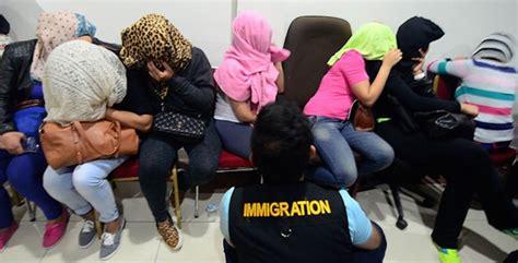 Hukum Keimigrasian Bagi Orang Asing Di Indonesia bebas visa diumbar imigrasi panen pelanggar