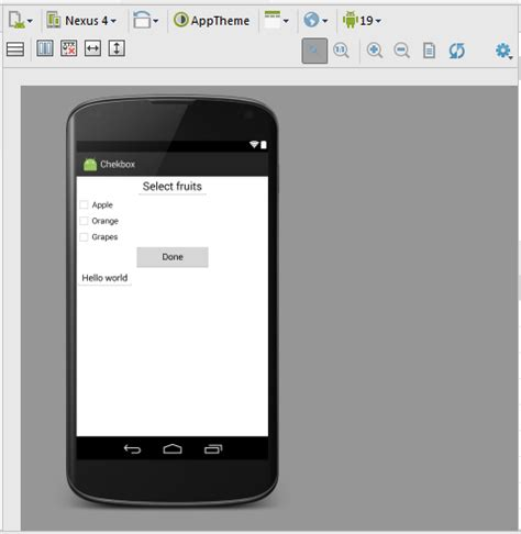 android layout checkbox android checkbox creation exle