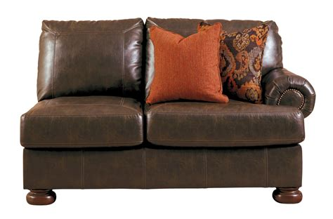 durablend antique sofa nesbit durablend antique large raf sectional from