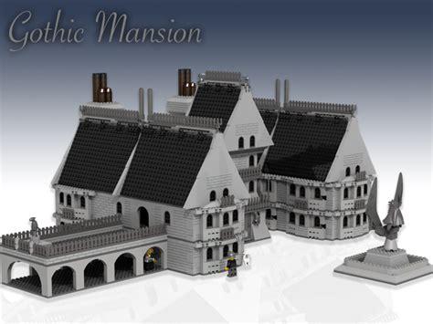 building a mansion lego ideas gothic mansion