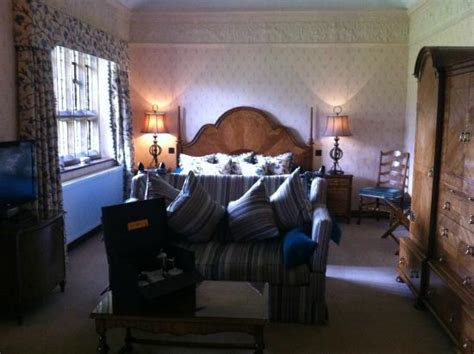castle bed and breakfast view from our window picture of hever castle bed and