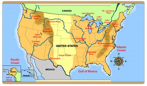 us geography map maps and images nwsa history gonzalez