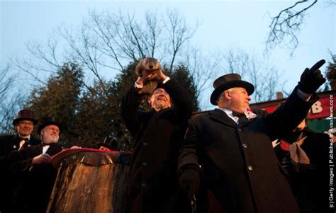 groundhog day tradition in groundhog day tradition punxsutawney phil predicts end