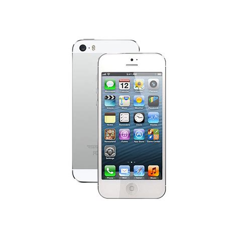 Apple Iphone 5s Silver Iphone 5s E apple apple iphone 5s 16gb silver mobiln 237 telefonky