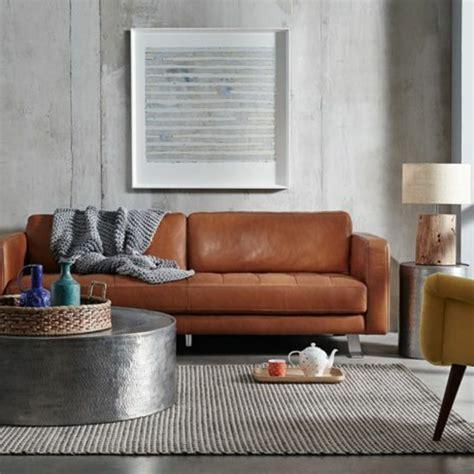 Sofa Designs 60 id 233 es comment adopter la couleur caramel 224 la maison