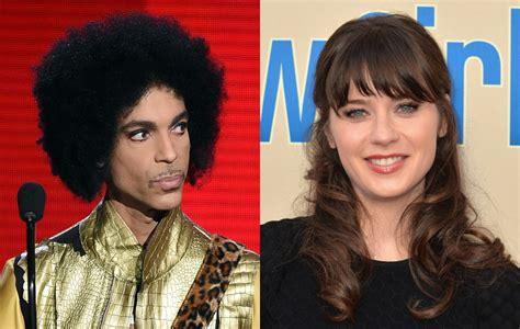 zooey deschanel on prince zooey deschanel explains prince s new girl cameo nme