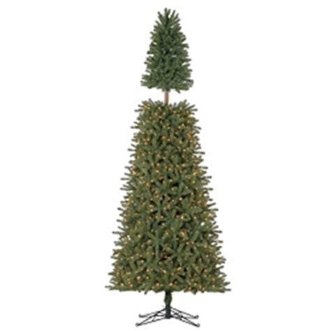 sams christmas trees artificial 12 ft member s artificial pre lit ellsworth fir tree sam s club