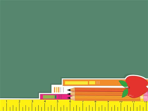 powerpoint templates education theme school backgrounds wallpaper cave