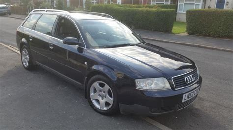 Audi A6 7 Sitzer by Audi A6 Estate 7 Seater Brownhills Dudley