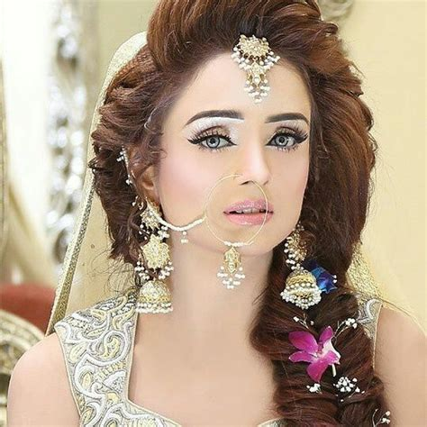 Hairstyle 2017 Pakistan by Bridal Wedding Hairstyles 2016 2017
