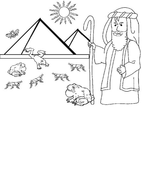 free coloring pages of locusts