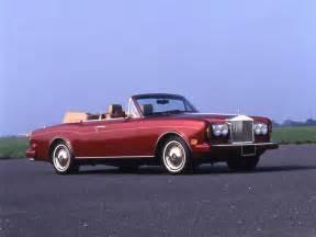Corniche Rolls Royce 1986 Rolls Royce Corniche Iii Convertible Carsaddiction