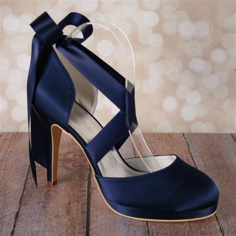 Wedding Shoes Navy by 211 Best Blue Purple Weddings Images On Blue