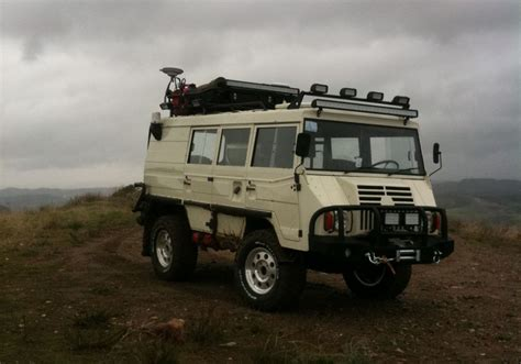 thor movie van the pinzgauer from thor a personal favorite bugout