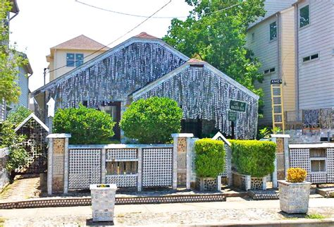 beer can house beer can house texas home made from 50 000 cans now a designated landmark inhabitat